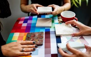 colori e casa