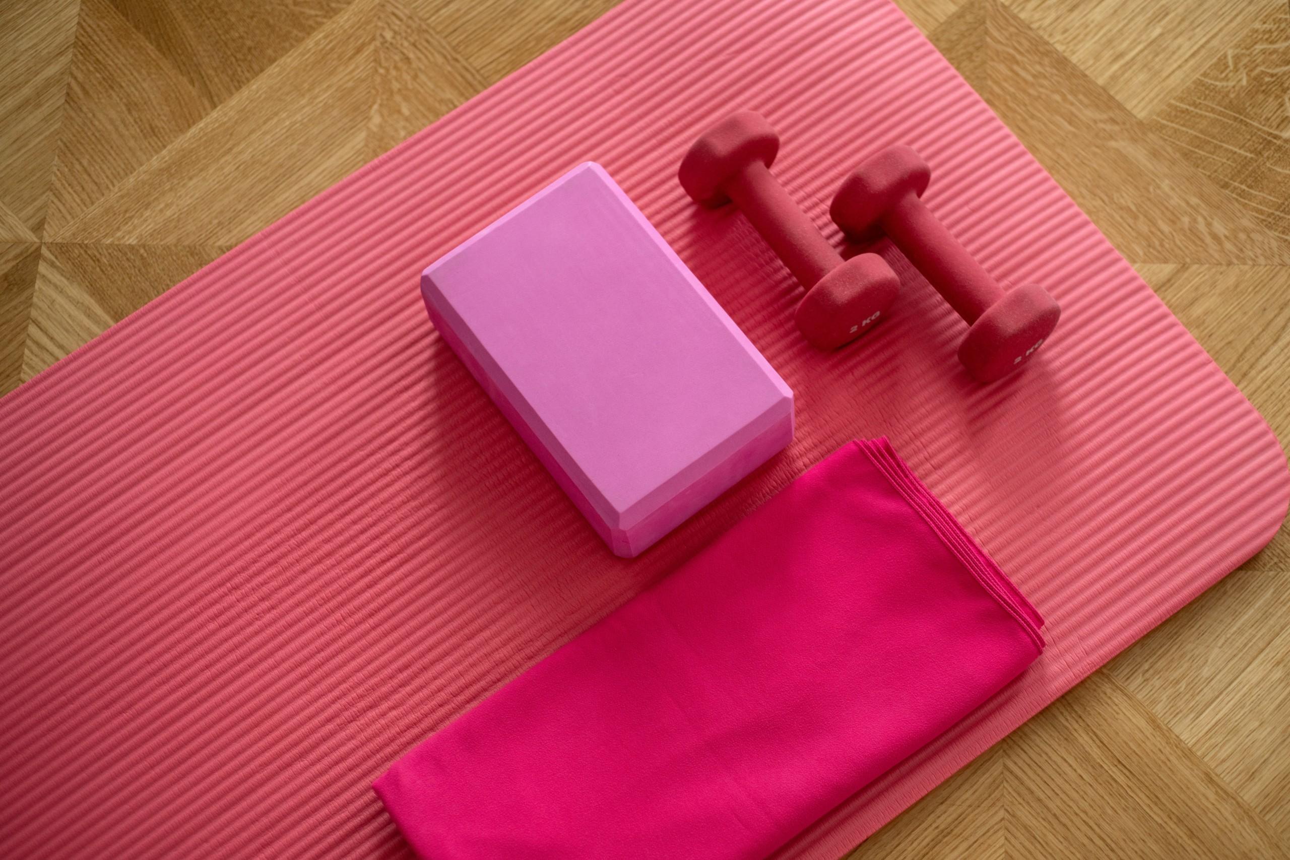 Stanza per te: fitness